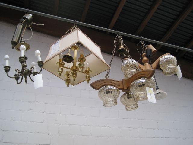 Gebrauchte lampen und deko in greven m belbr cke for Gebrauchte lampen